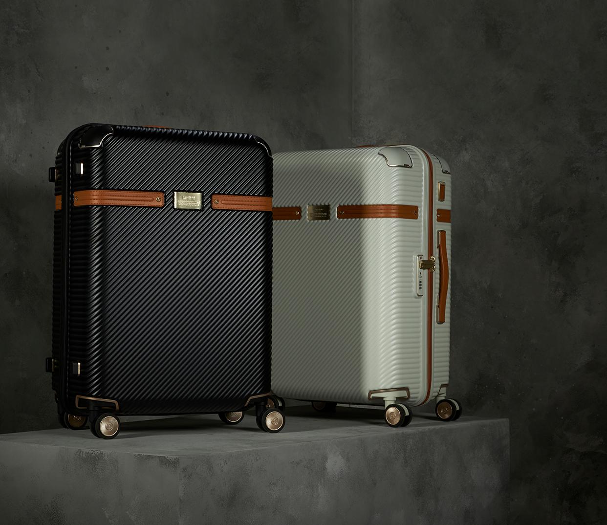 世界シェアNo.1のスーツケースブランドサムソナイト