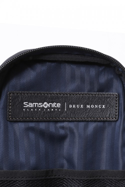 ボディバッグ ブラック | Samsonite Black Label - Deux Moncx
